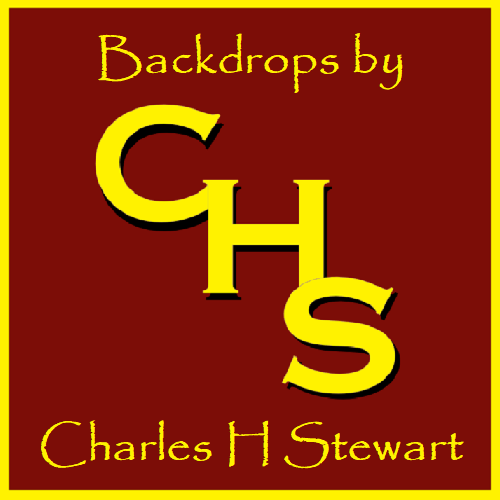 Backdrops by Charles H. Stewart